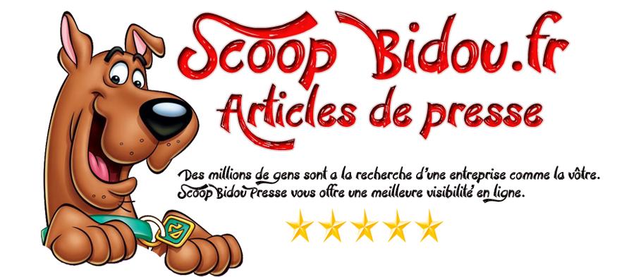 Toute l'actualité sur Scoop Bidou presse