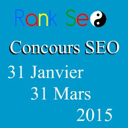Concours seo rankseo 2015