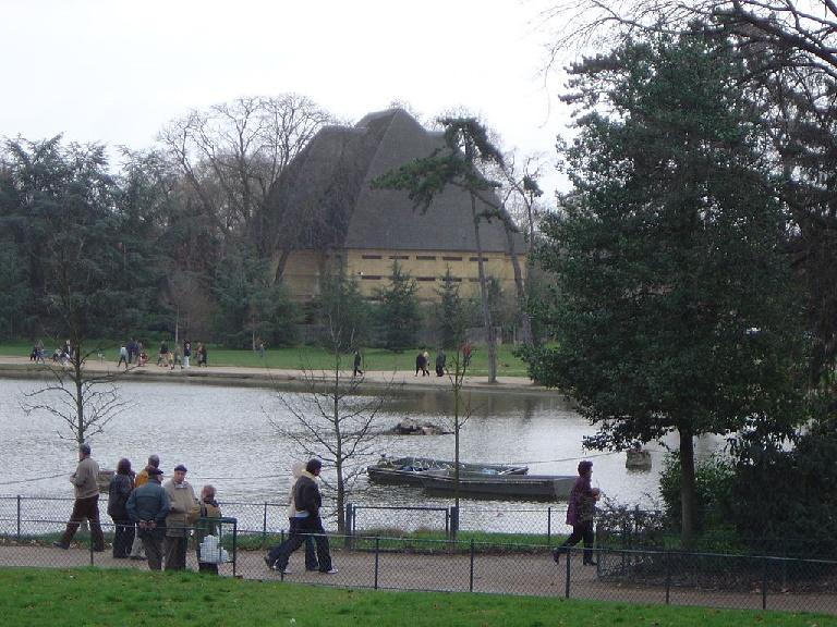 Bois de vincennes un espace vert au c ur de paris - Office de tourisme vincennes ...