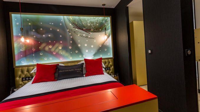 hôtel 4 étoiles au cœur de Paris